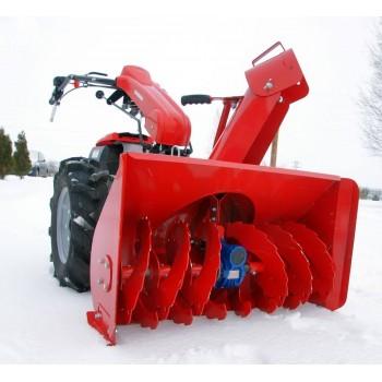 СМ-0,6 Мегалодон - снегоуборщик для мотоблоков Ghepard