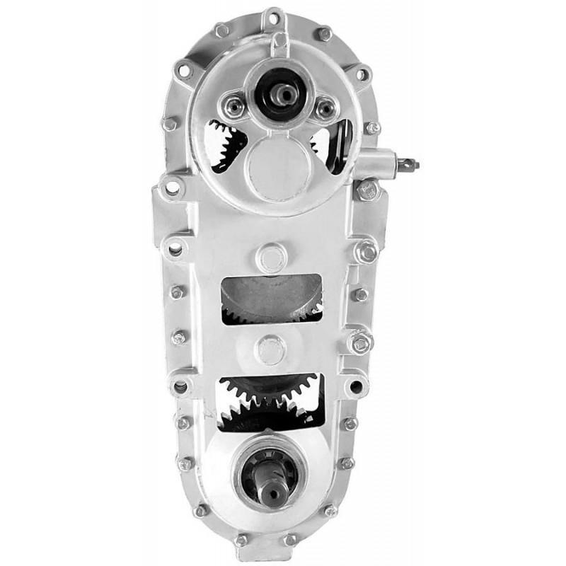 Редуктор для мотоблоков МКМ-3 Lander, Hitachi S169 в сборе