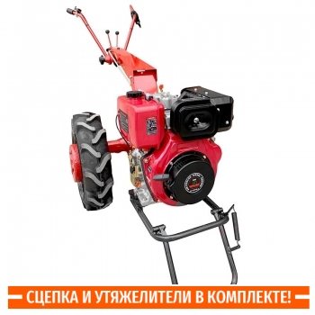 Мотоблок МТЗ Беларус 012WMD...