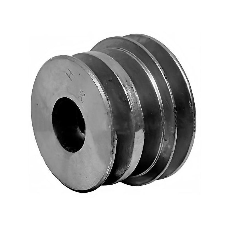 Шкив для мотоблоков и культиваторов Нева (∅ вала 19 мм)