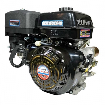 Двигатель Lifan 190FD D25 7А