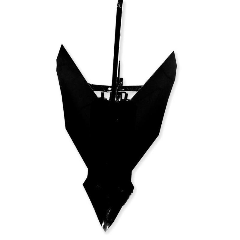Плоскорез Фокина для мотоблока (Гусиные лапки)