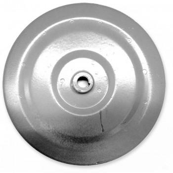 Шкив для мотоблока Салют (∅ вала 20 мм) СТАЛЬ