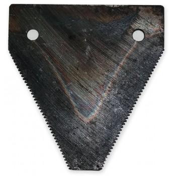 Сегмент нижний Н 066.01 к сенокосилке