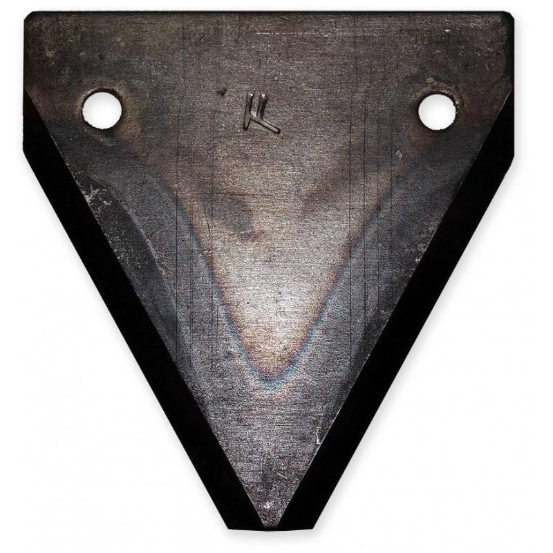 Сегмент верхний Н 066.2 к сенокосилке