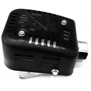Глушитель с дефлектором для двигателя Subaru EX17
