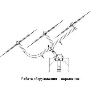Кольцо поршневое узкое для ЛМ Ветерок-12