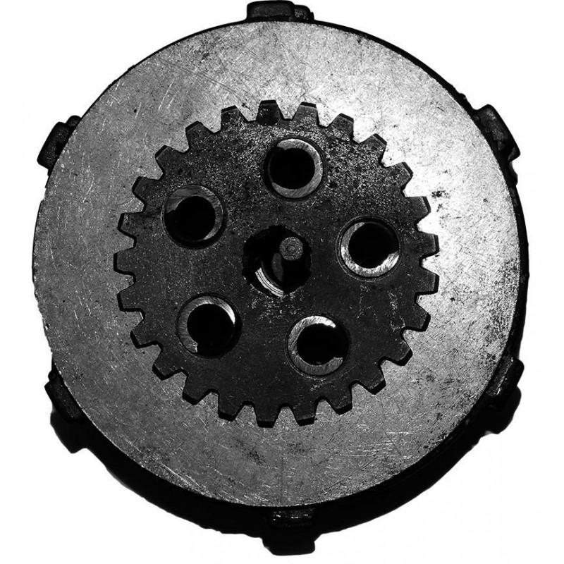 Прокладка патрубка правого 160250064 двигателя Нептун 23