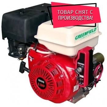 Двигатель GreenField GF 173 F (GX240)