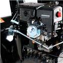 Комплект установки импортного двигателя на МК Крот (шкив ⊘19 мм)