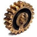 Шестерня редуктора Pubert 600D/650DE/550D/655E (19 мм/21 зуб)