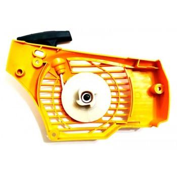 Ручной стартер бензопилы Partner P350S