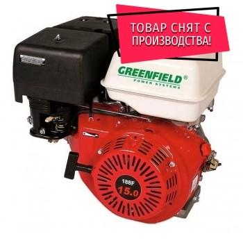 Двигатель GreenField GF 190F