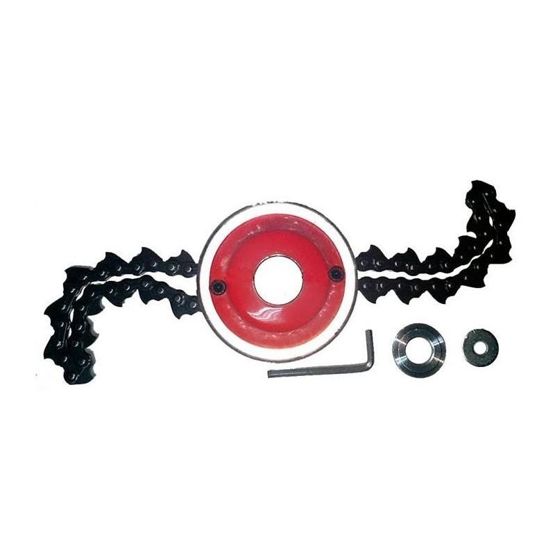 Барабан для лески триммера тип Monster, серии ULTRA PRO, алюминиевый корпус