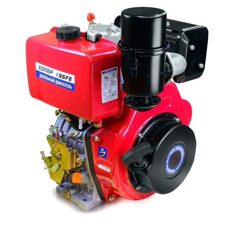 Двигатель Хопер 186FE