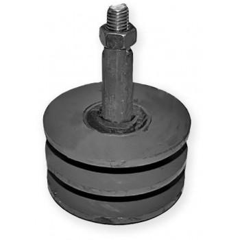 Ролик натяжителя ремня (ручейковый) для минитрактора