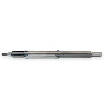 Вал главный Z-6 (L-365 мм, сцепление/гидр.насос) для минитрактора