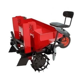 Картофелекопалка механическая КC-2МТ для мини-трактора Беларус МТЗ-132Н