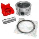 Набор поршень, кольца, скобы для двигателя 170F (2 ремонт)