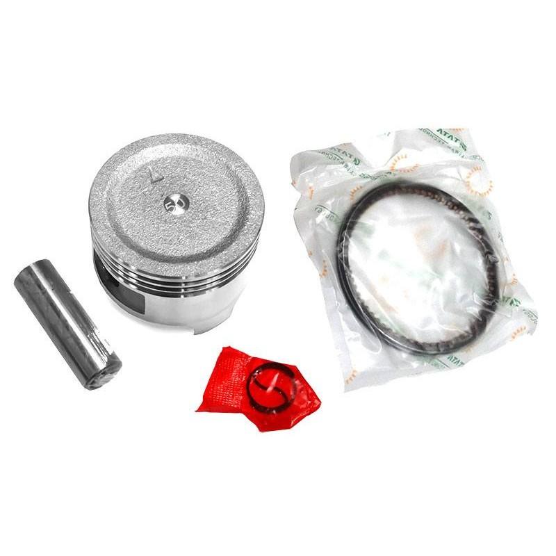 Набор поршень, кольца, скобы для двигателя 168F-1 (2 ремонт)