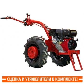 МТЗ Беларус 09Н-02 с двигателем WEIMA 177F