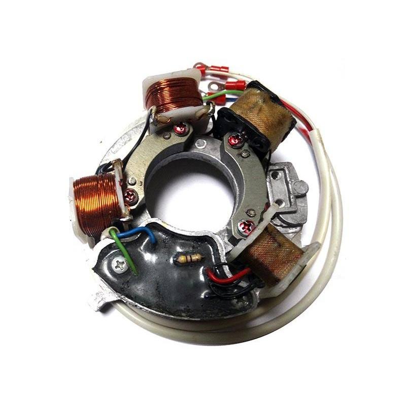 Зажигание МБ-2 двигателя Вихрь