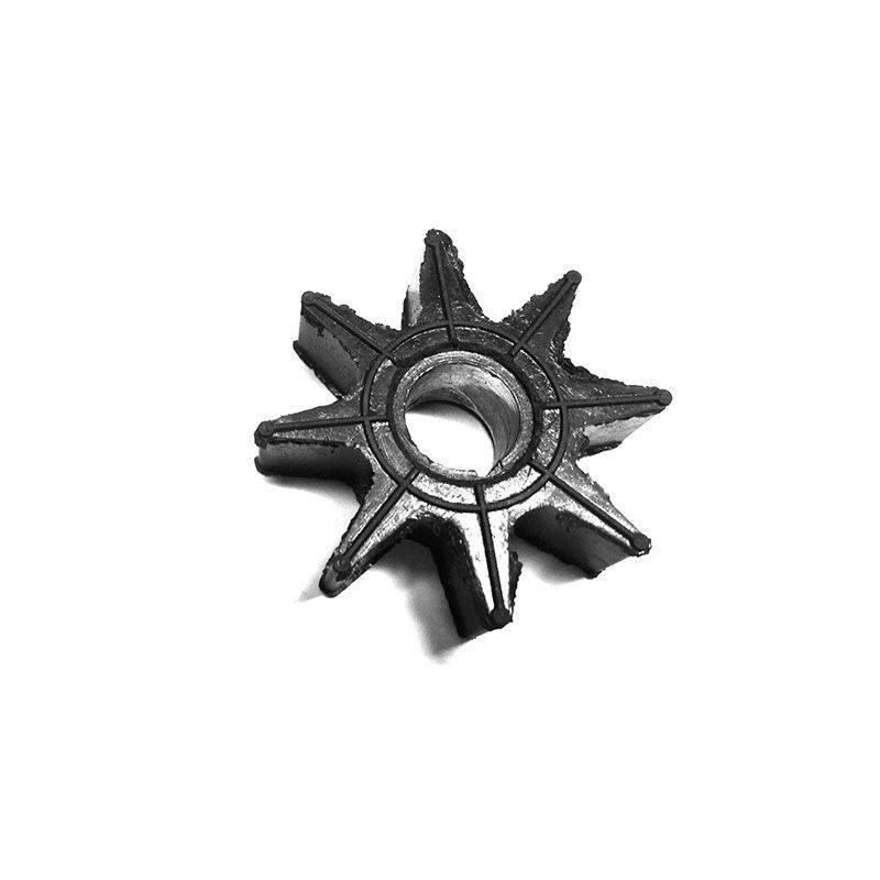 Крыльчатка (прямые лепестки) для лодочного мотора Ветерок 8, 12