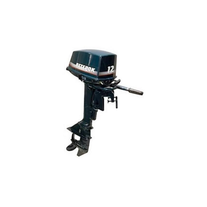 Подвесной лодочный мотор Ветерок 12