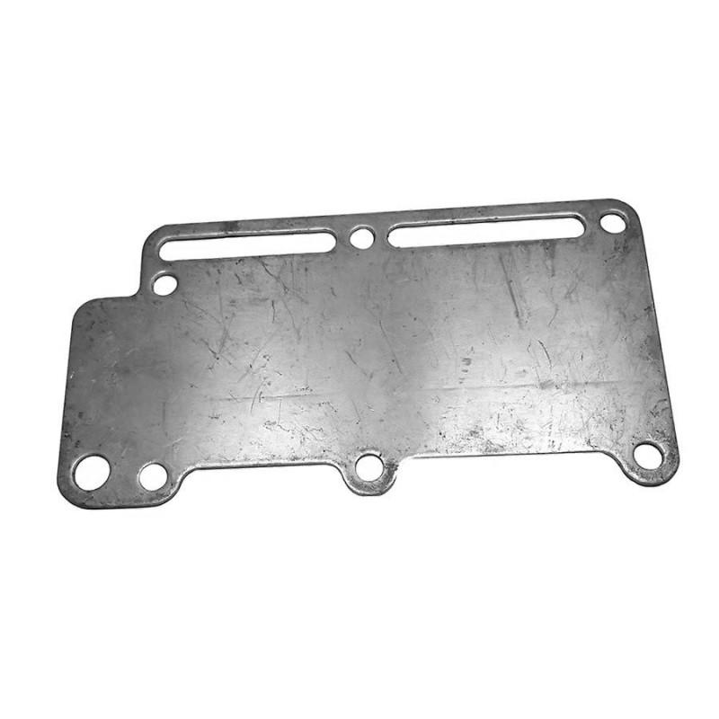 Проставка (пластина) крышки блока лодочного мотора Ветерок 12