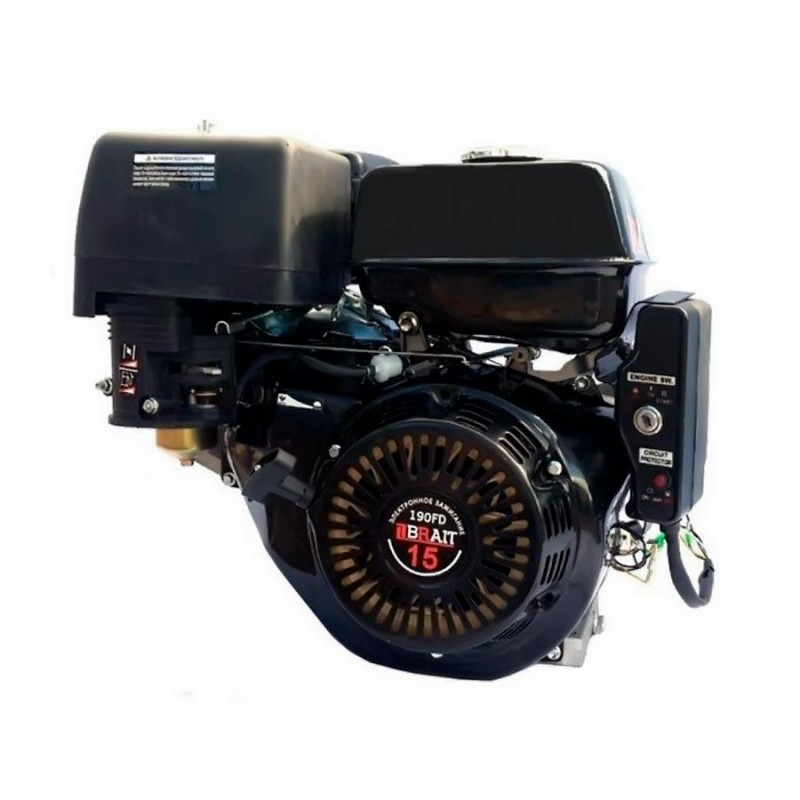Двигатель Brait BR190FD