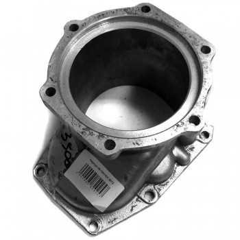 Кольцо стопорное флянца магнето лодочного мотора Нептун