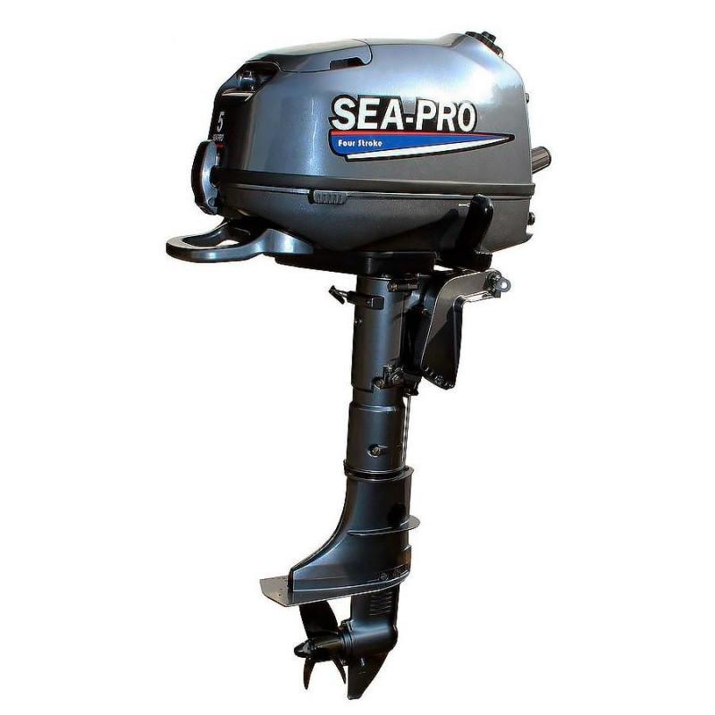 Подвесной лодочный мотор Sea-Pro F 4 S