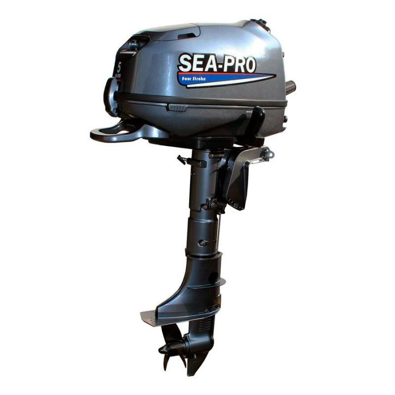 Подвесной лодочный мотор Sea-Pro F 5 S