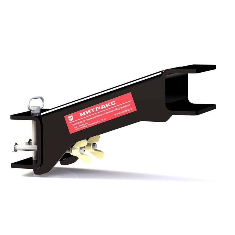 Переходник для навесных орудий от мотоблока Митракс