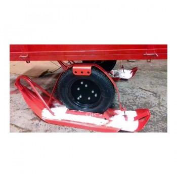 Корпус трансмиссии верхний роторной косилки МР-800
