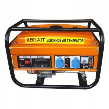 Бензиновый генератор Brait BR-3800AL