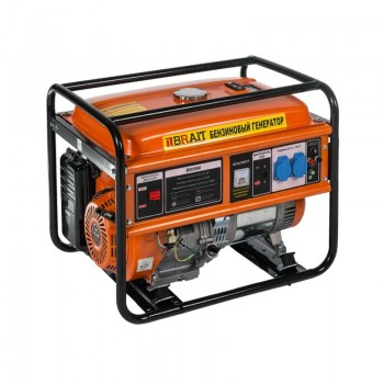 Бензиновый генератор Brait BR-5500AL