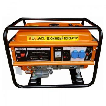Бензиновый генератор Brait BR-6500AL