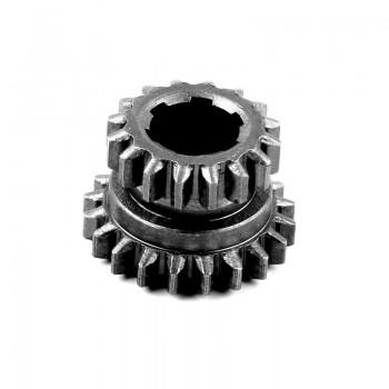 Стакан сальника редуктора (пустой) лодочного мотора Ветерок