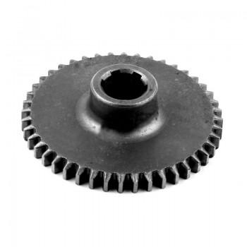 Шестерня первичного вала (1 передачи) Z-40 редуктора ременного двигателей 168F, 170F