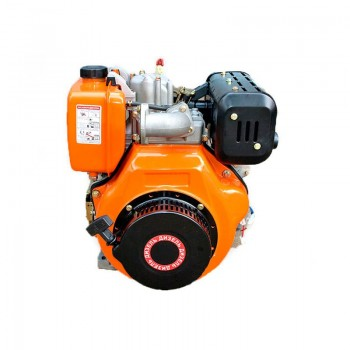 Двигатель дизельный + стартер 178F (6 л.с.)