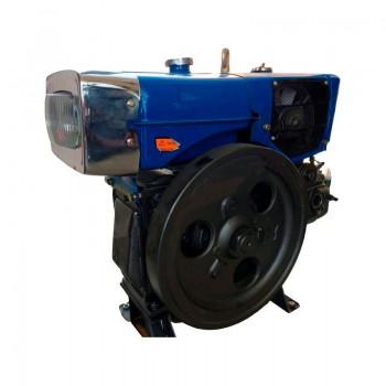 Двигатель дизельный водяного охлаждения ZS1100  (15 л.с.)
