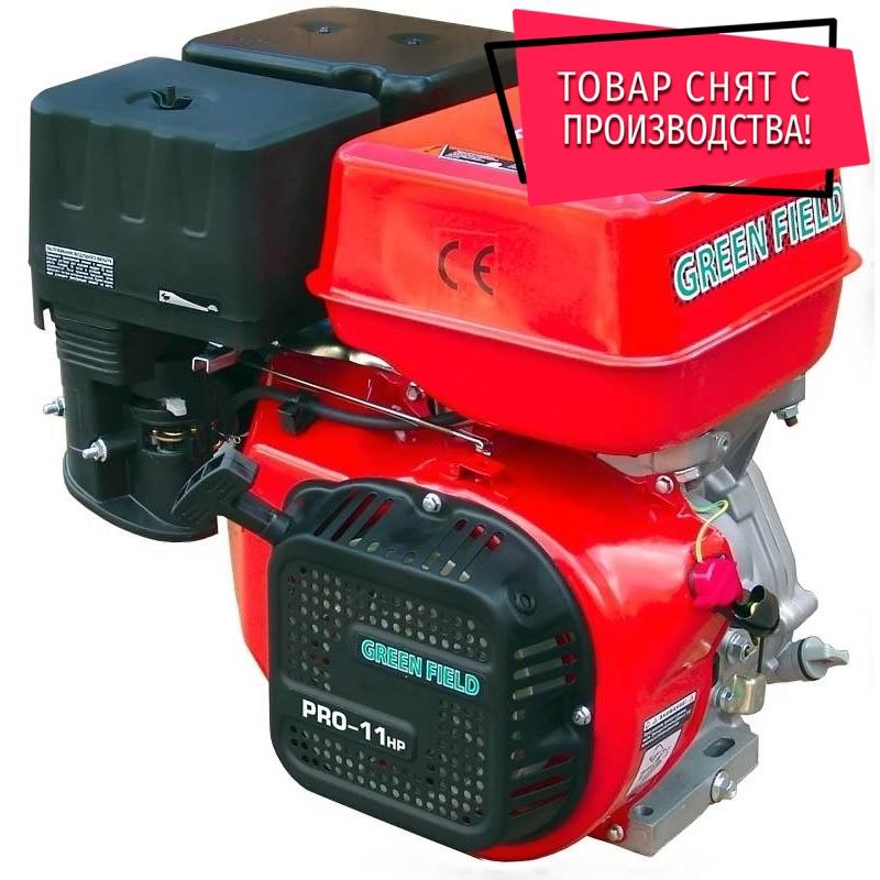 Двигатель GreenField PRO-11HP (GX340)
