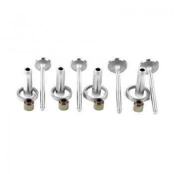 Гильза цилиндра (D-95 мм) TY295 (Xingtai 220/224) JD490.1-9+JD490.1-3+JD490.1.1-3+JD490.1.1-2