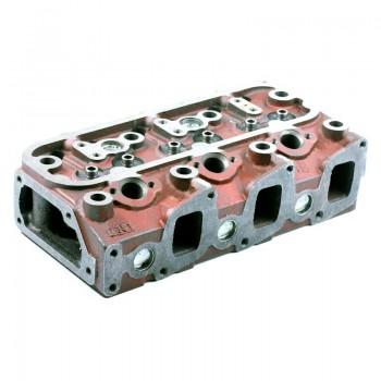 Головка блока цилиндров КМ385ВТ (DongFeng 240/244, Foton 240/244, Jinma 240/244) (KM385QB-03101)