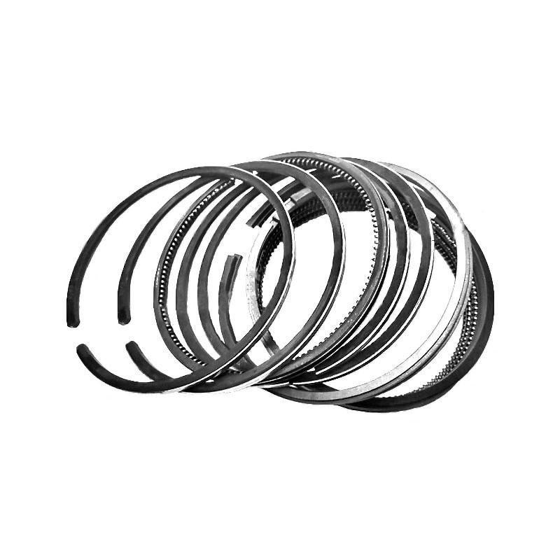 Комплект поршневых колец на 1 поршень (D-85 мм) КМ 385ВТ (DongFeng 240/244, Foton 240/244, Jinma 240/244)