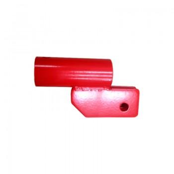 Кронштейн сошника (труба) из КСЧ Салют (Агат)