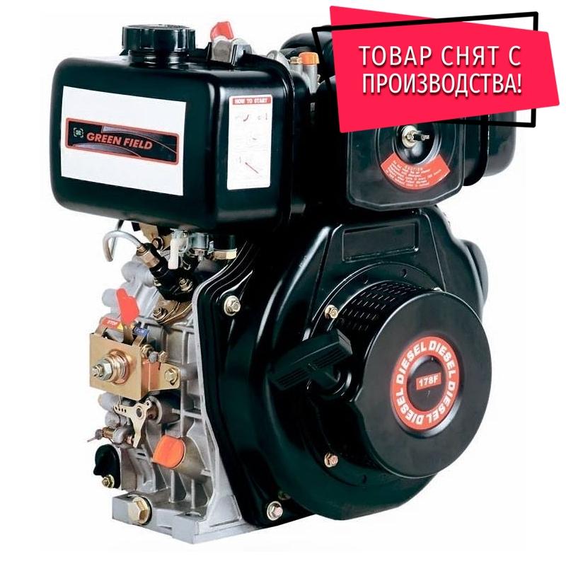 Двигатель GreenField GF 178 FD