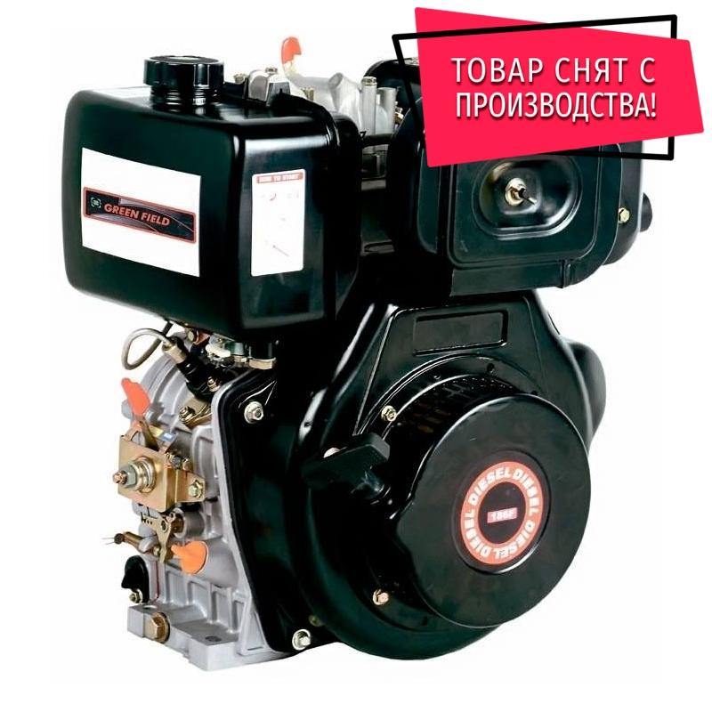 Двигатель GreenField GF 186 FD
