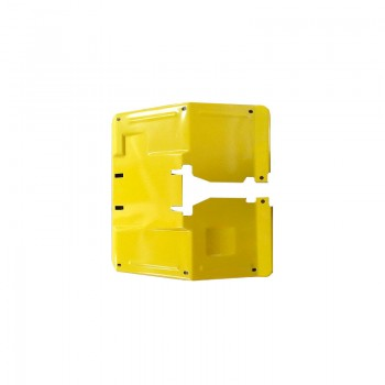 Кожух фрез основной (жёлтый) Champion BC6611, 6712, 6612H, 7712, 7612H/ВС5511
